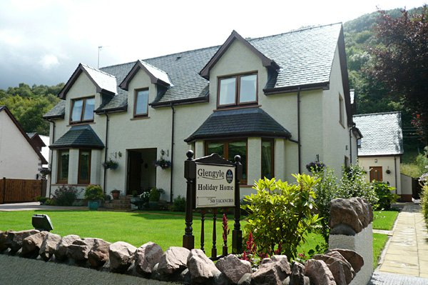 Glengyle Bed & Breakfast with Holiday Cottage