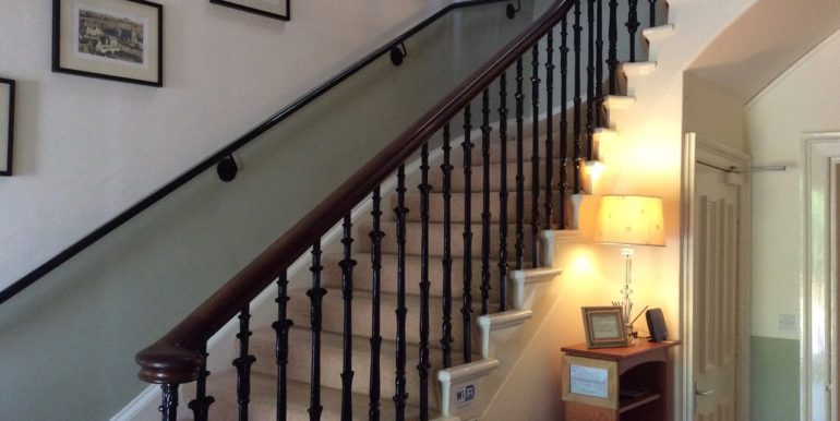 allerton house staircase