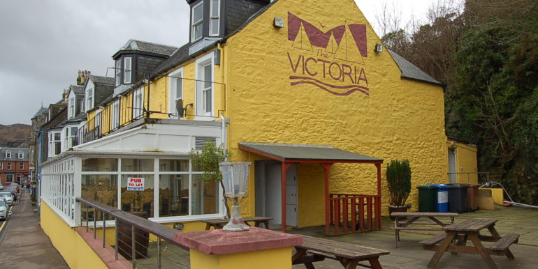 Pub and Hotel for Sale Tarbert