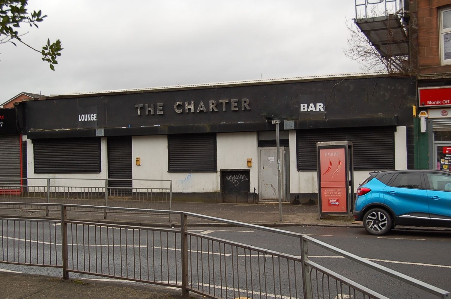 The Charter Bar (formerly)