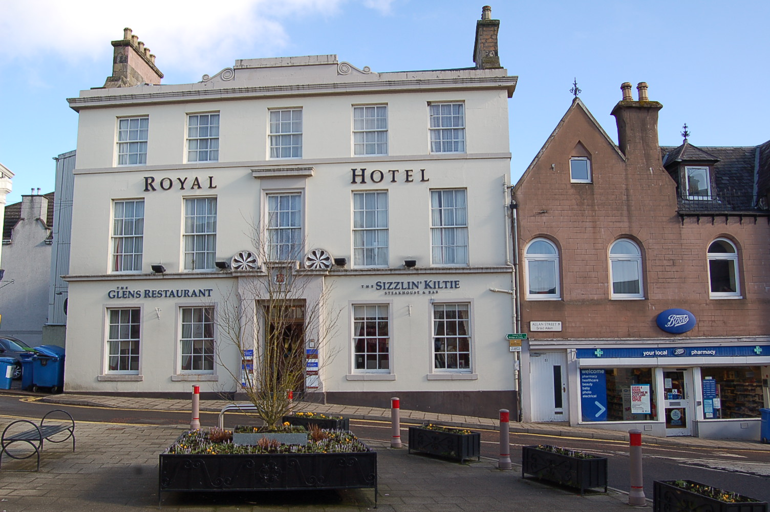 The Royal Hotel