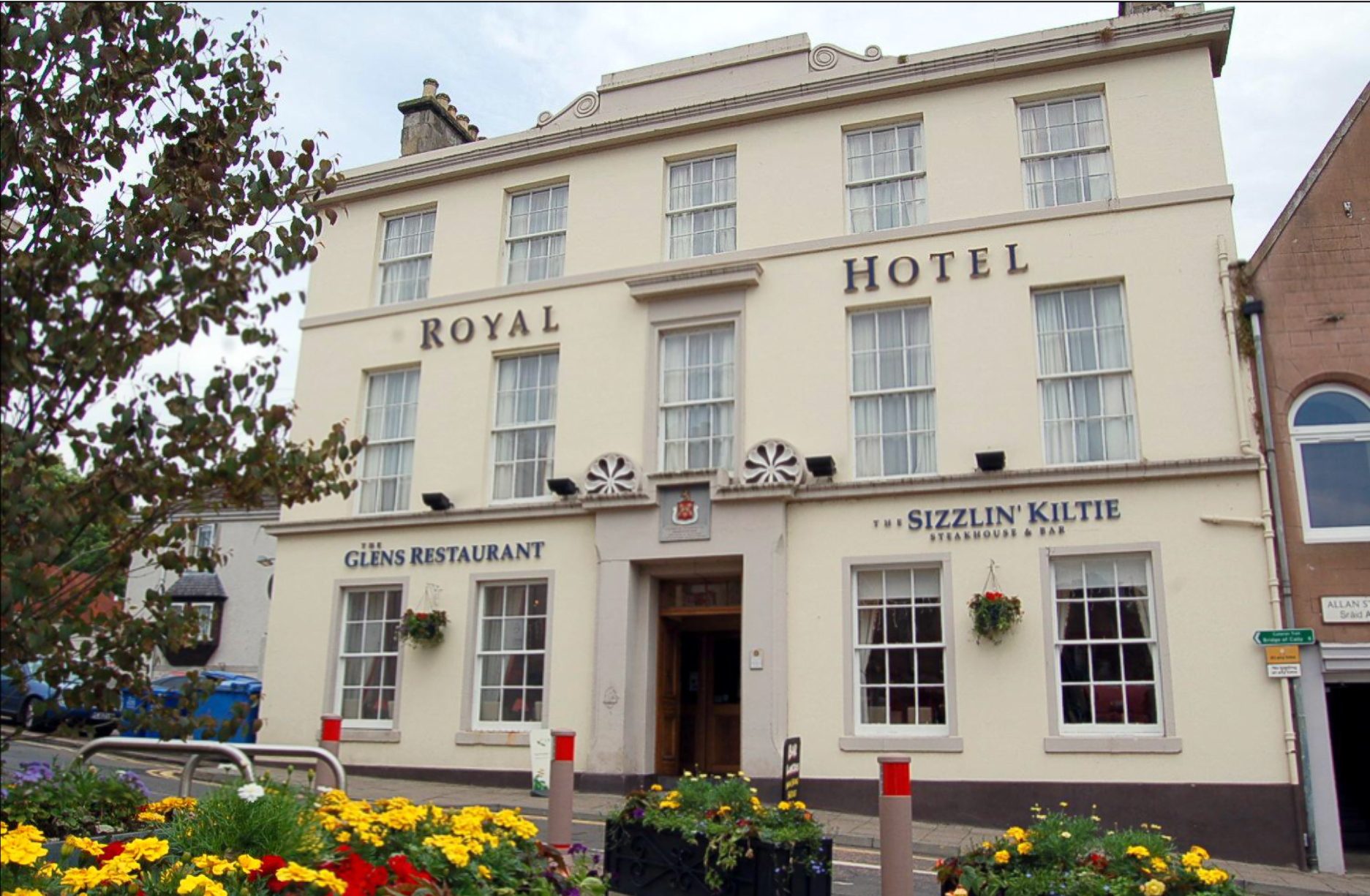 Royal Hotel Blairgowrie