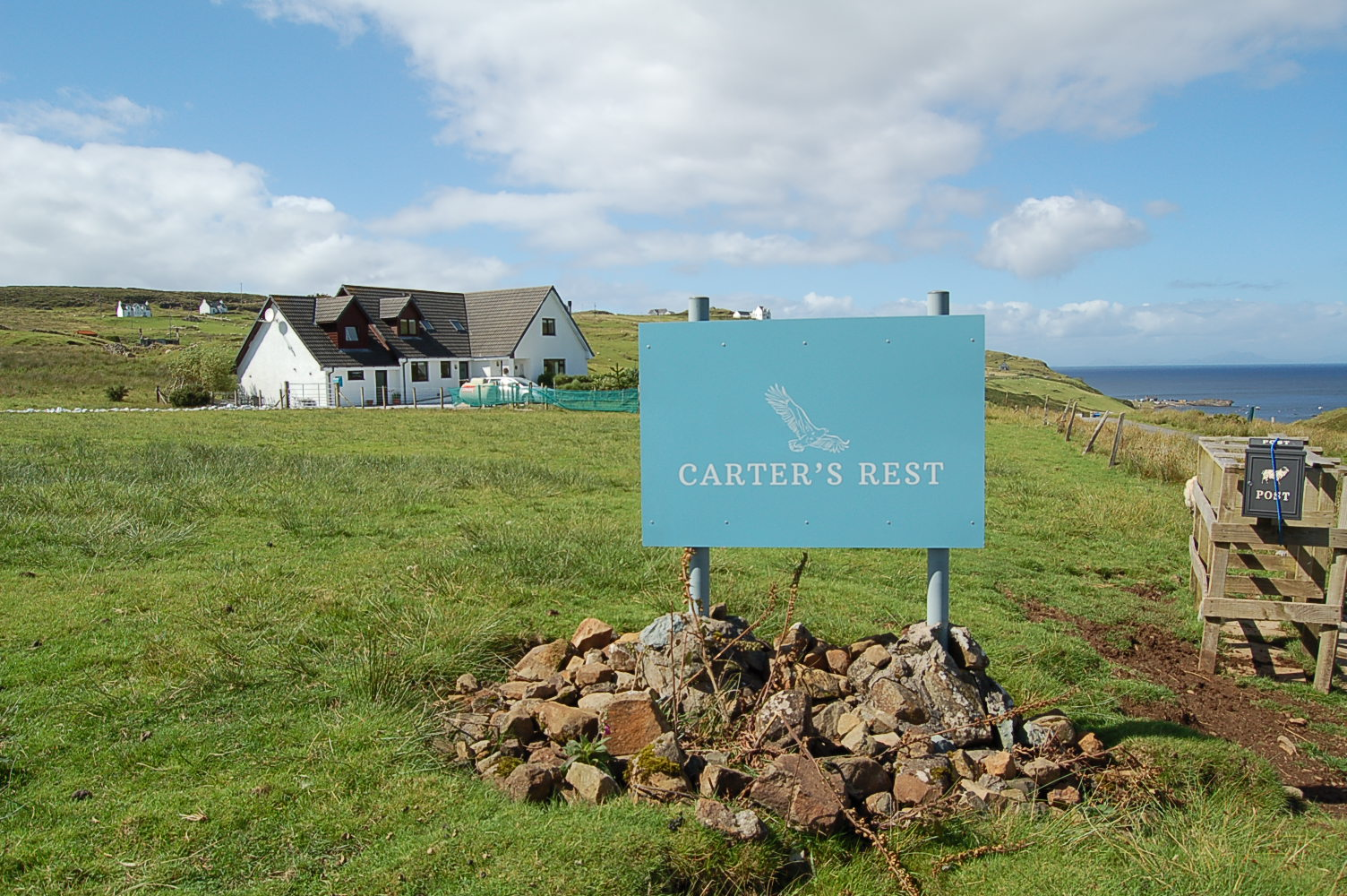 Carters Rest B&B Skye